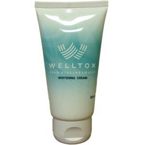 Отбеливающий крем Welltox