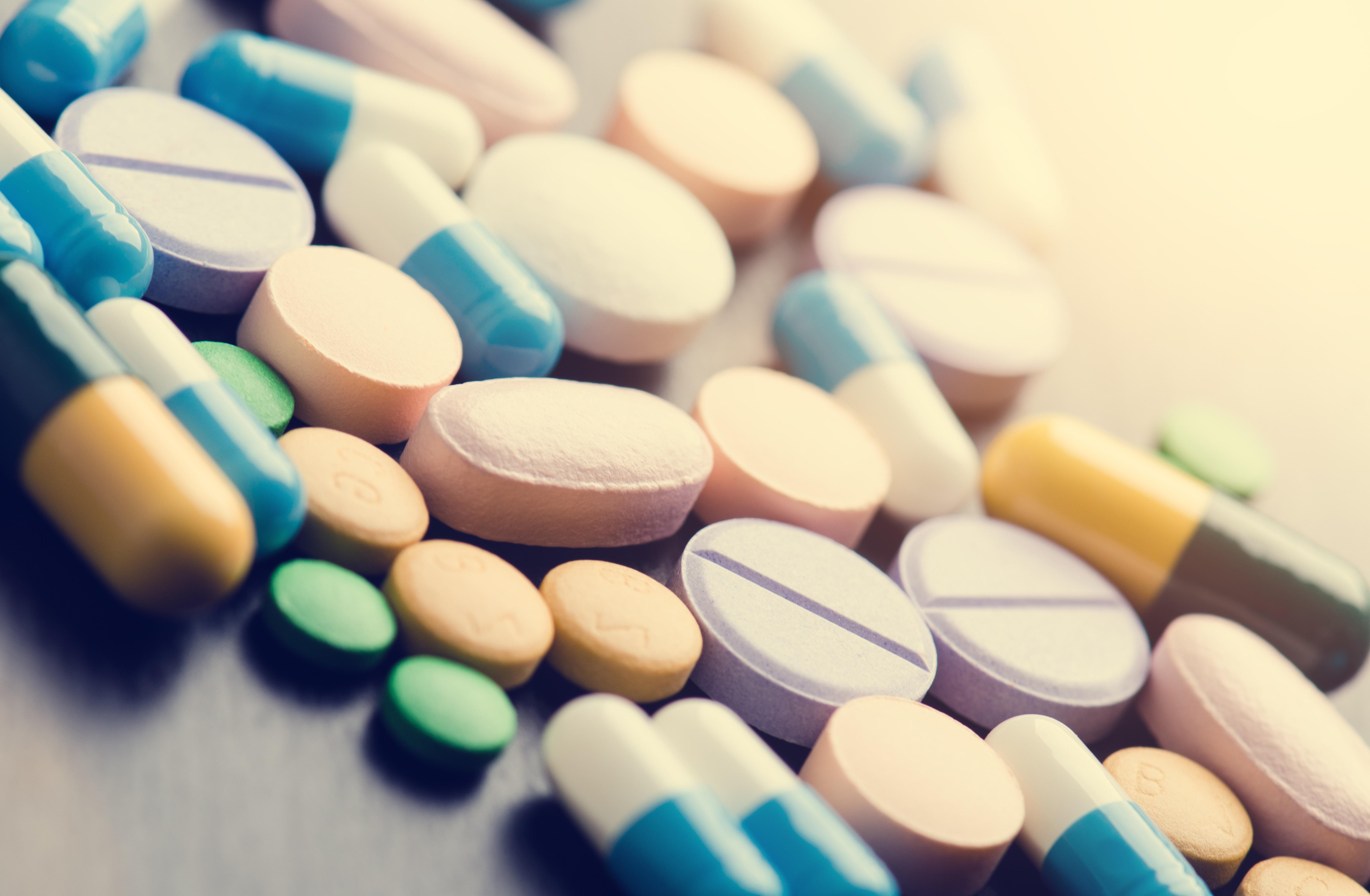 Таблетки от прыщей